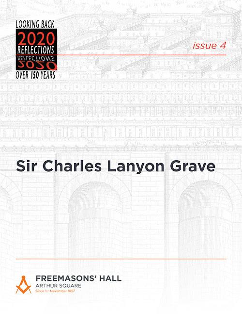 Sir Charles Lanyon Grave