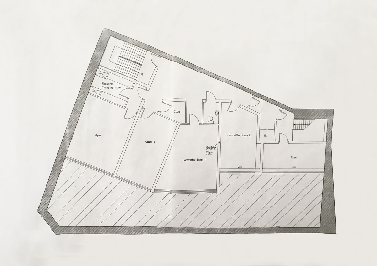 Fith Floor Plan