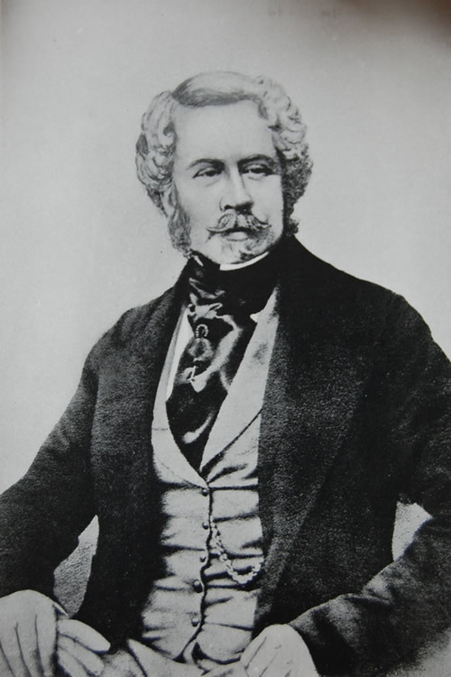 The Marquess of Donegall